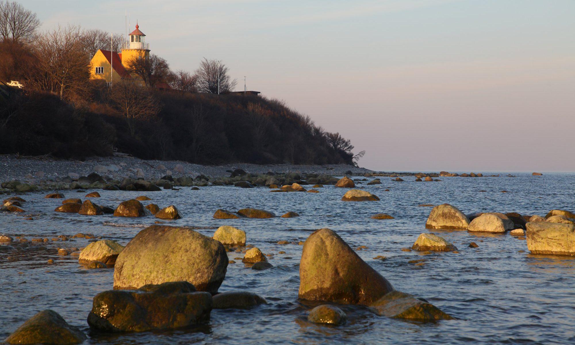 Moen lighthouse