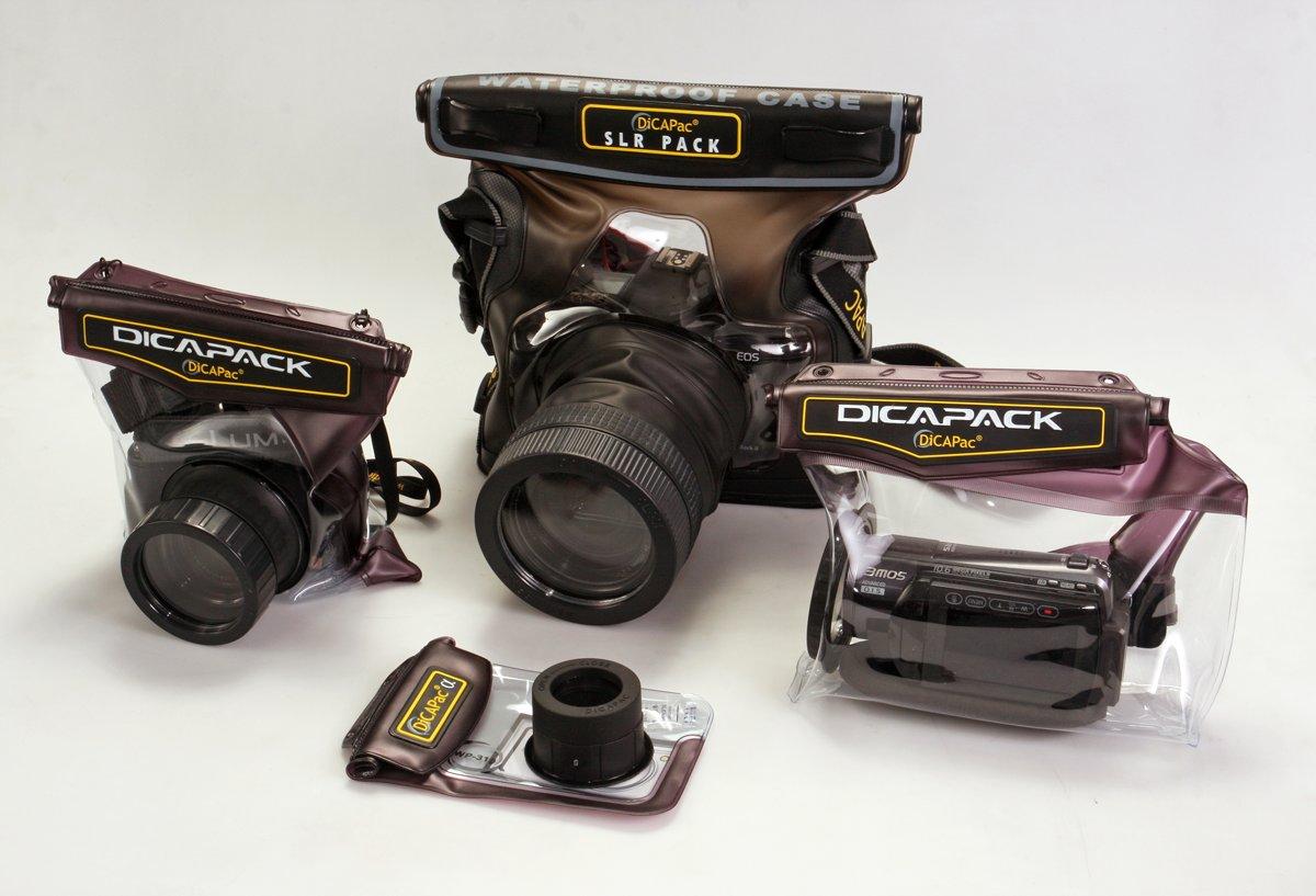 Wat te denken van een waterdichte camera?