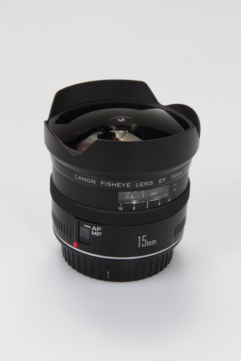 Een fisheye-lens biedt een bijzondere kijk op onze wereld.